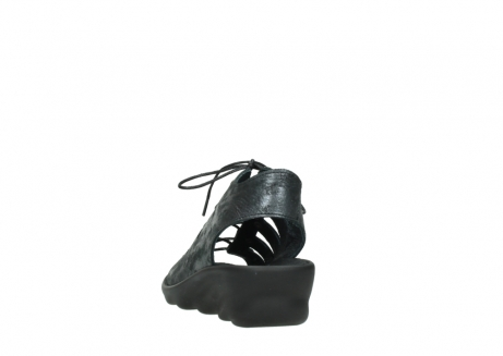 wolky sandalen 03126 arena 10000 black anthracite nubuck_6