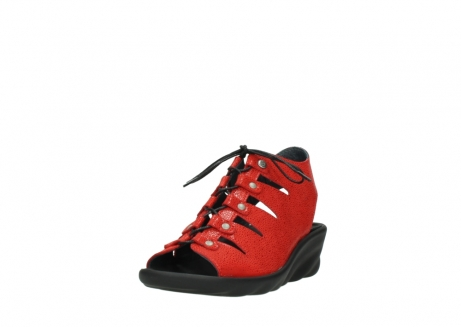 wolky sandalen 03126 arena 90500 rood nubuck_21