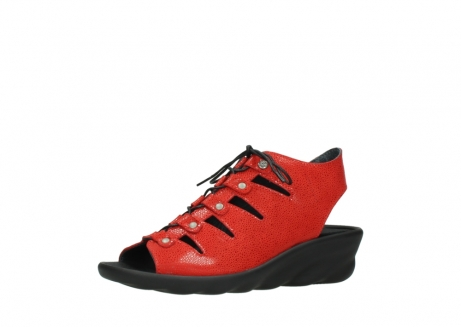 wolky sandalen 03126 arena 90500 rood nubuck_23