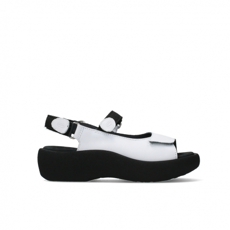 7594dc4c6c Wolky Shoes 03204 Jewel white leather order now! Biggest Wolky ...
