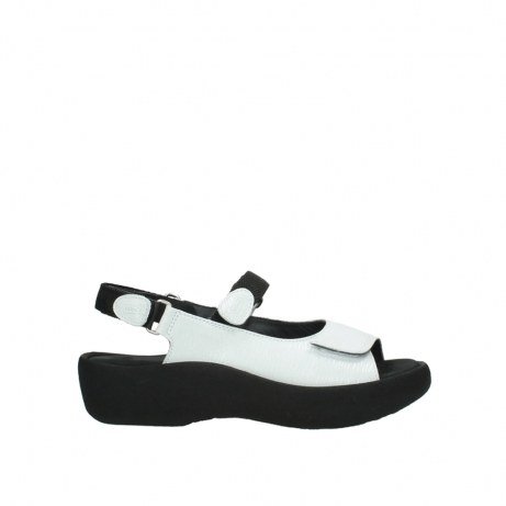 wolky sandalen 03204 jewel 70100 wit canals