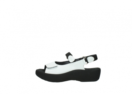 wolky sandalen 03204 jewel 70100 wit canals_1