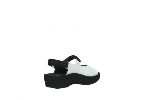 wolky sandalen 03204 jewel 70100 wit canals_10