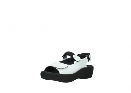 wolky sandalen 03204 jewel 70100 wit canals_22