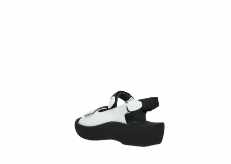 wolky sandalen 03204 jewel 70100 wit canals_4