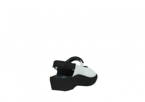 wolky sandalen 03204 jewel 70100 wit canals_9