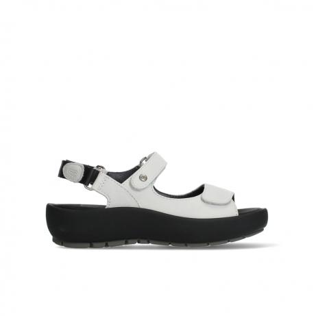 wolky sandalen 03325 rio 20100 wit leer