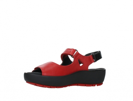 wolky sandalen 03325 rio 20500 rood leer_11