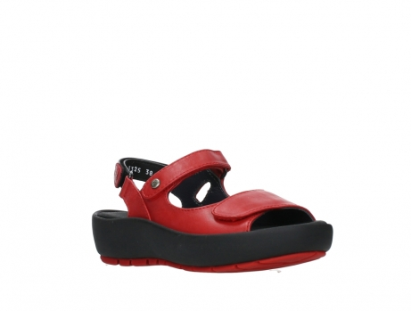 wolky sandalen 03325 rio 20500 rood leer_4