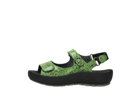 wolky sandalen 03325 rio 40750 lime crash suede_1