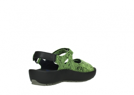 wolky sandalen 03325 rio 40750 lime crash suede_10