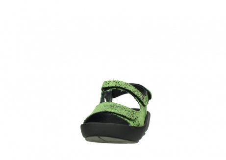 wolky sandalen 03325 rio 40750 lime crash suede_20