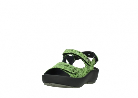 wolky sandalen 03325 rio 40750 lime crash suede_21