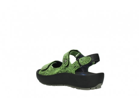 wolky sandalen 03325 rio 40750 lime crash suede_4