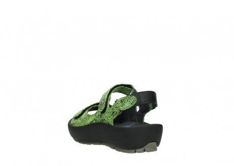 wolky sandalen 03325 rio 40750 lime crash suede_5