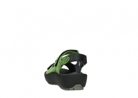 wolky sandalen 03325 rio 40750 lime crash suede_6