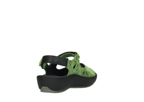 wolky sandalen 03325 rio 40750 lime crash suede_9