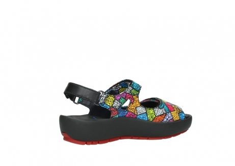 wolky sandales 03325 rio 40992 suede picasso multi_11