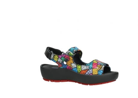 wolky sandales 03325 rio 40992 suede picasso multi_15
