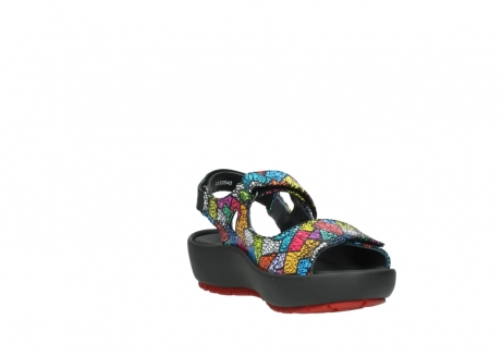 wolky sandales 03325 rio 40992 suede picasso multi_17