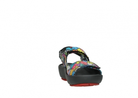 wolky sandales 03325 rio 40992 suede picasso multi_18
