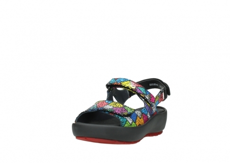 wolky sandales 03325 rio 40992 suede picasso multi_21