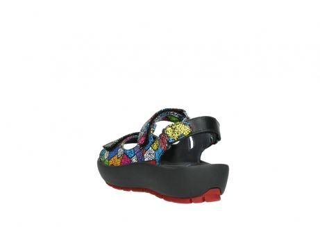 wolky sandales 03325 rio 40992 suede picasso multi_5