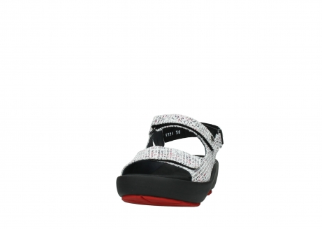 wolky sandalen 03325 rio 41970 black mix suede_20