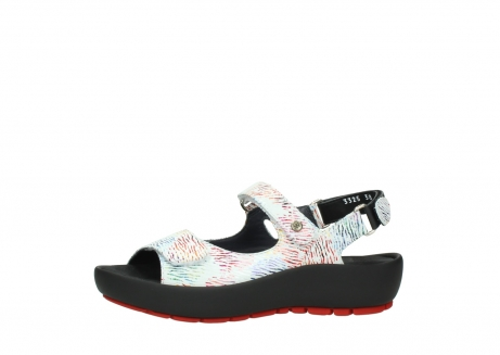 wolky sandalen 03325 rio 70980 white multi color canal leather_24