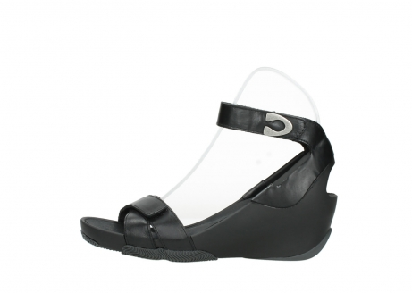 wolky sandalen 03776 era 30000 black leather_1