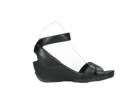 wolky sandalen 03776 era 30000 black leather_13