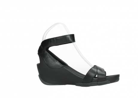 wolky sandalen 03776 era 30000 black leather_14