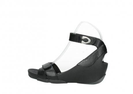 wolky sandalen 03776 era 30000 black leather_2