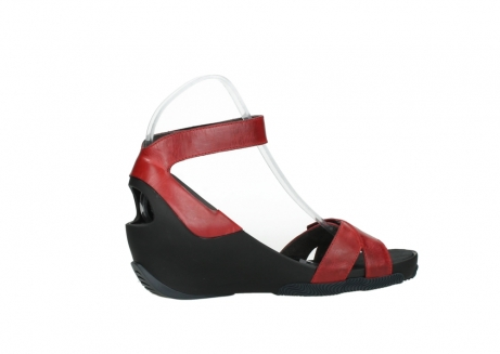 wolky sandalen 03776 era 30500 red leather_12