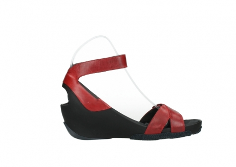 wolky sandalen 03776 era 30500 red leather_13