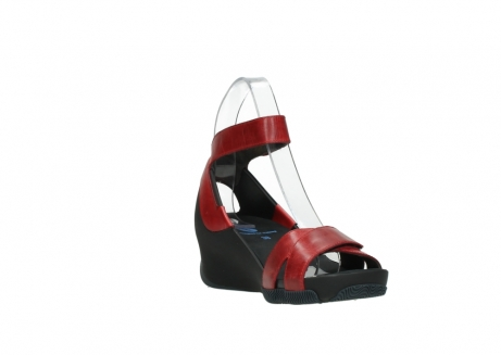 wolky sandalen 03776 era 30500 red leather_17