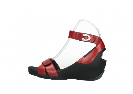 wolky sandalen 03776 era 30500 red leather_2