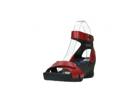 wolky sandalen 03776 era 30500 red leather_21