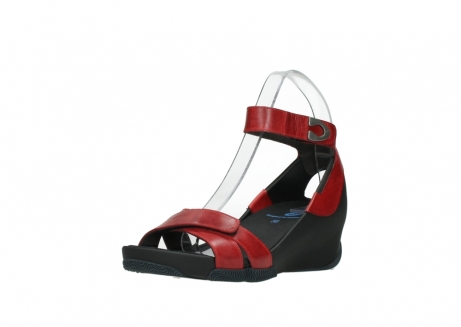 wolky sandalen 03776 era 30500 red leather_22
