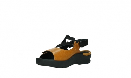 wolky sandalen 03925 lisse 35920 ocher yellow leather_10