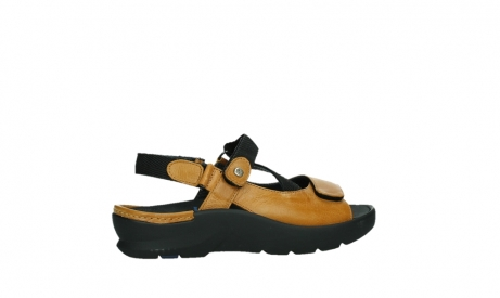 wolky sandalen 03925 lisse 35920 ocher yellow leather_24