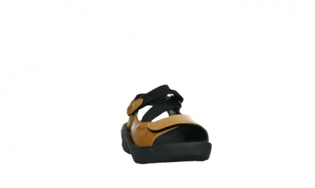 wolky sandalen 03925 lisse 35920 ocher yellow leather_6