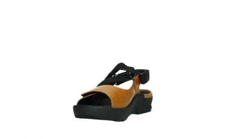 wolky sandalen 03925 lisse 35920 ocher yellow leather_9