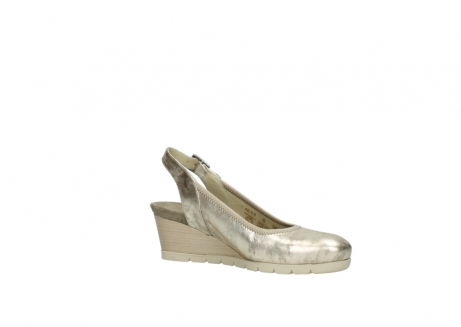 wolky sandales 04666 collins 10190 cuir champagne_15