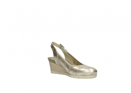 wolky sandales 04666 collins 10190 cuir champagne_16