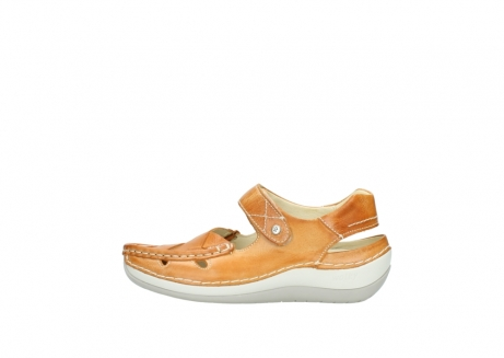 wolky sandalen 04801 venture 30350 amber leather_1