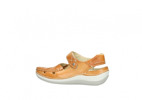 wolky sandalen 04801 venture 30350 amber leather_2