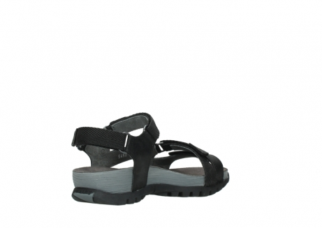 wolky sandalen 05450 cradle 50000 black greased leather_10