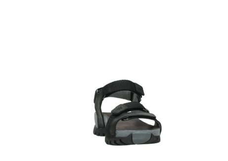 wolky sandalen 05450 cradle 50000 black greased leather_18