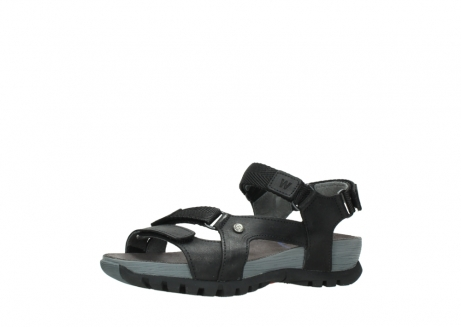 wolky sandalen 05450 cradle 50000 black greased leather_23